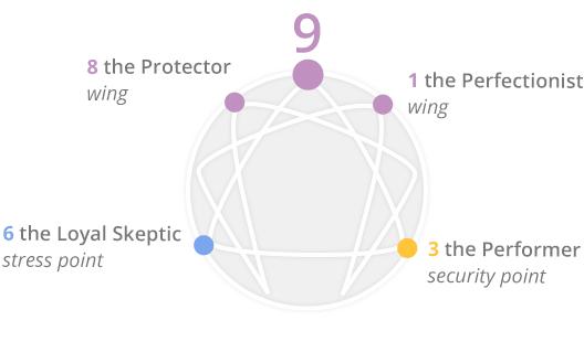 Type Nine - The Mediator Schematic