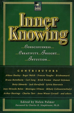 Enneagram Inner Knowing Book Cover