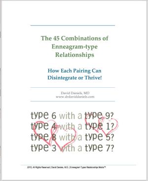 Enneagram Type Pairings